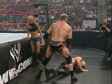 WWE Unforgiven: Scott Steiner (w/ Stacy Keibler) Vs. Test (21 Сентября 2003)